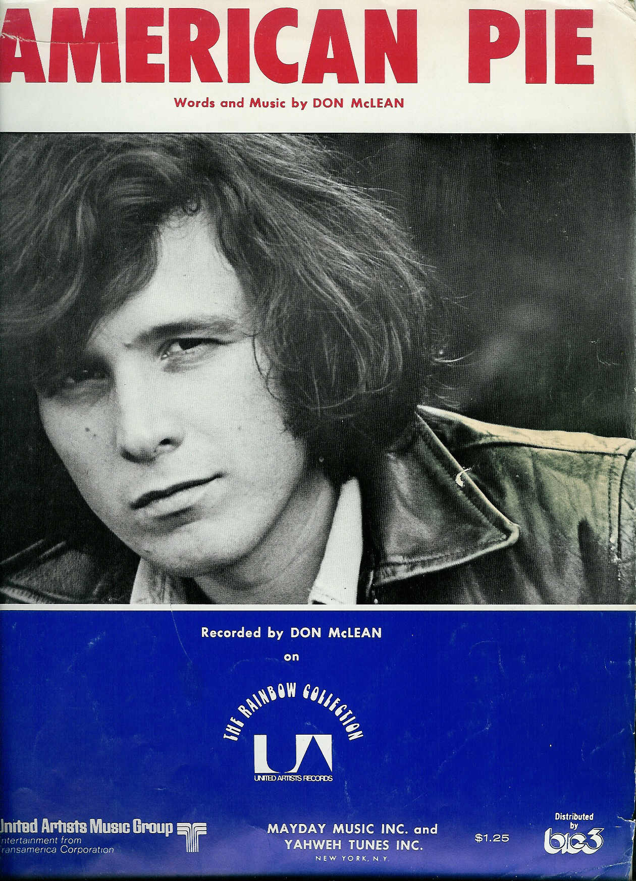 Don McLean | Huffygirl's Blog American Pie