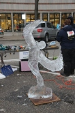 I found the idea of an ice Icarus strangely ironic.