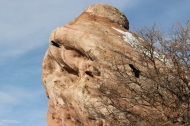 outcropping and birds, Ken Caryl, 2503, https://huffygirl.wordpress.com, © Huffygirl 2013